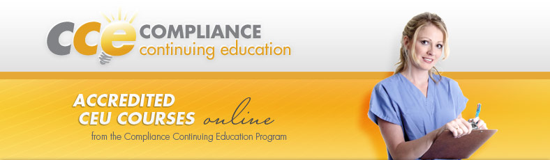 Compliance Continuing Education Online